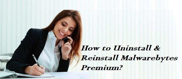 reinstall malwarebytes premium