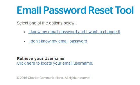 How to Change Roadrunner Password of Email Services?