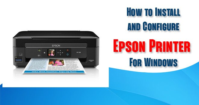 Ways to Install Epson Printer Drivers Without CD