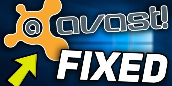 Steps to Fix Avast Antivirus won't open after update