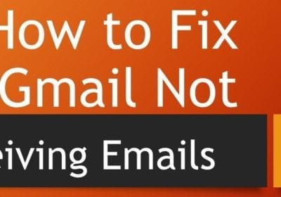 Ways to Fix Gmail Not Receiving Emails Problem