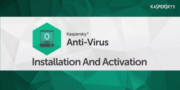 How to install Kaspersky With Activation Code?