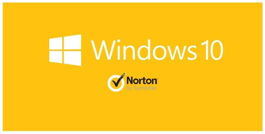 Norton Not Opening windows 10