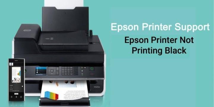 Epson Printer Not Printing Colours Correctly