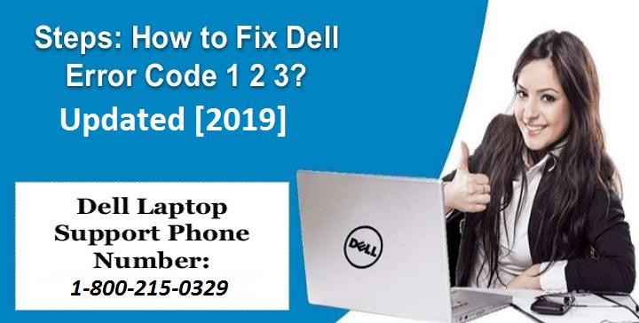Dell Error Code 1 2 3