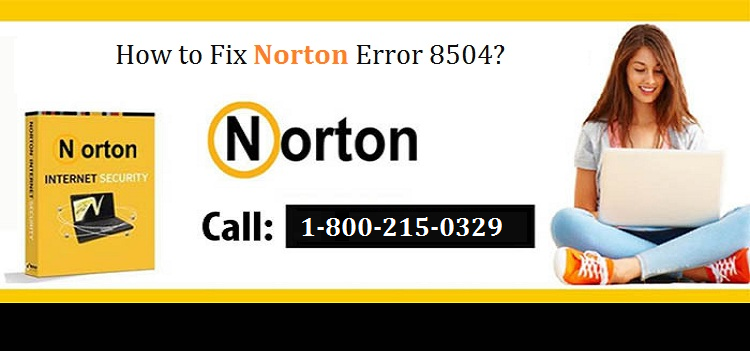 Norton Error 8504