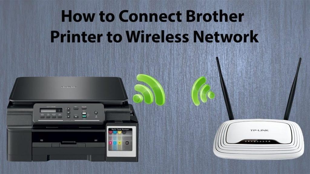Brother Wireless Printer Setup