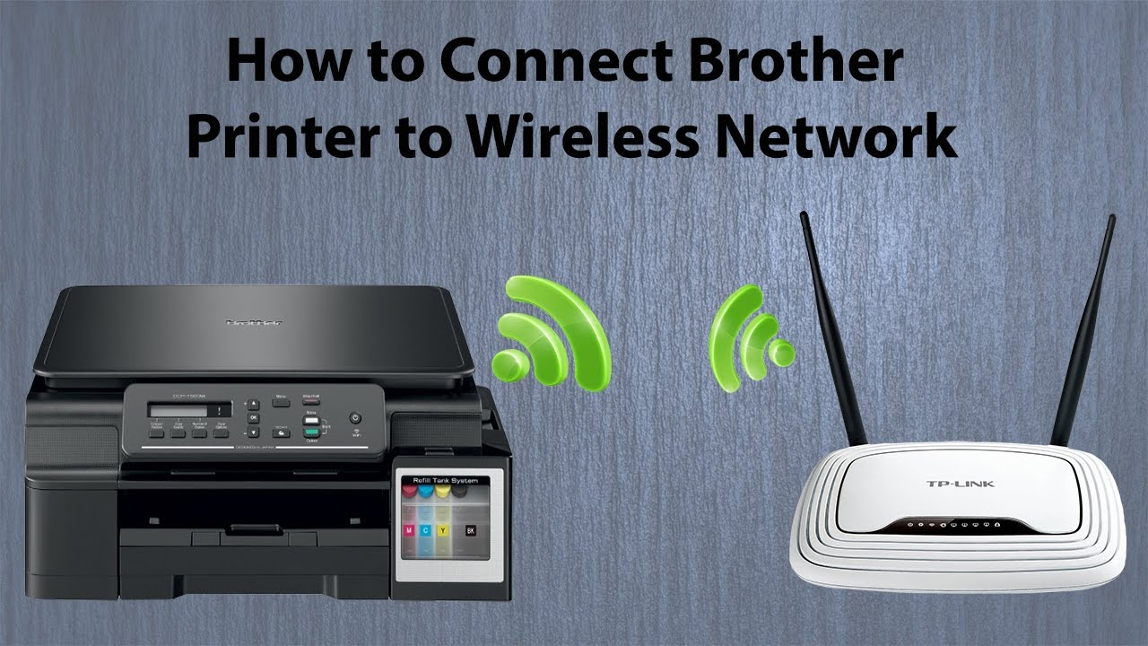 Brother Wireless Printer Setup (1-888-272-9758) Guide for Windows 10 PC