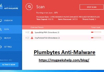 Plumbytes Anti-Malware Reviews: Customer Service