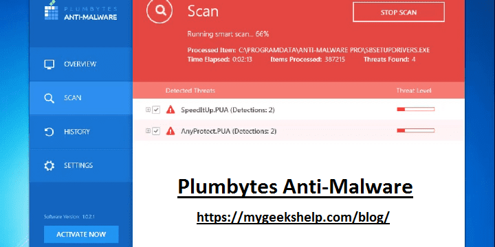 Plumbytes Anti-Malware Reviews: Customer Service