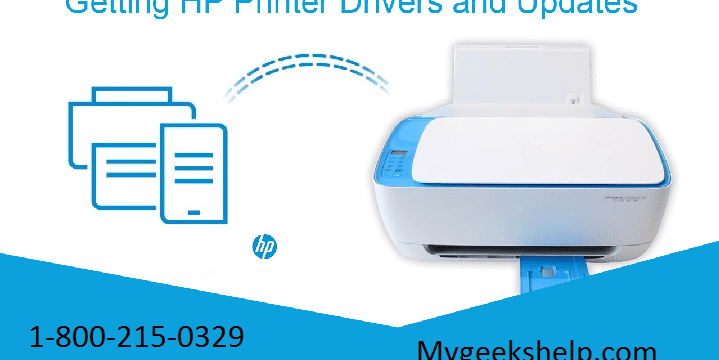 How to Update HP Printer Drivers?