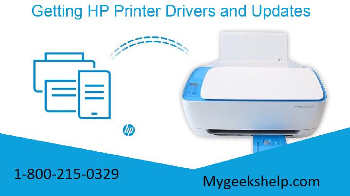 Update HP Printer Drivers windows 10