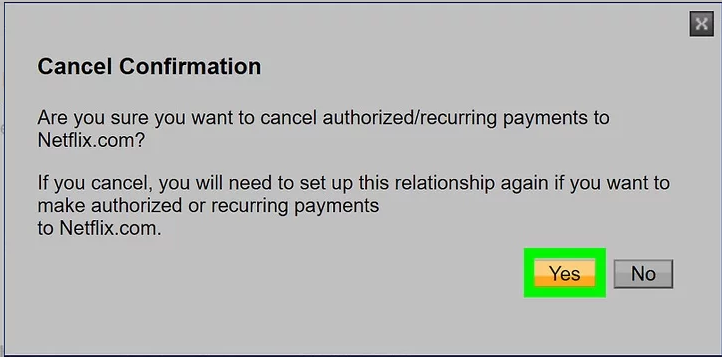 how to cancel pending paypal payment