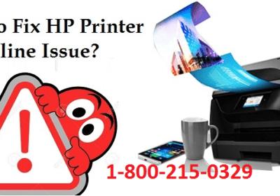 How to Fix Printer Offline Issue Windows 10?