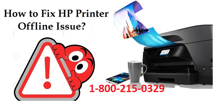 How to Fix Printer Offline Issue Windows 10?
