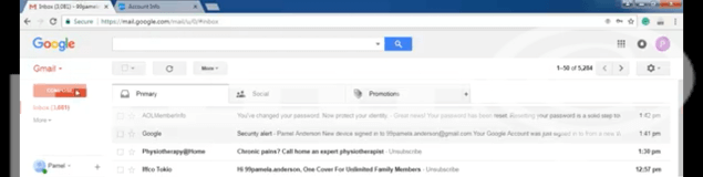 Aol Email Password Change