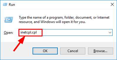internet explorer not opening