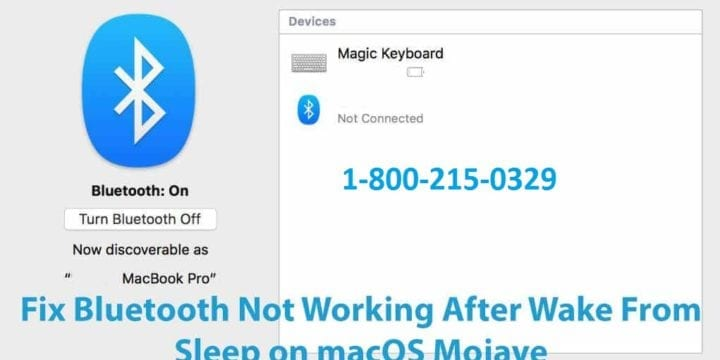 How to Fix Bluetooth Not Available Mac?