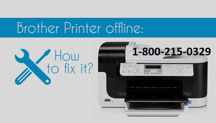 Brother Printer Offline Mac