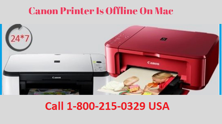 Canon Printer Offline Mac