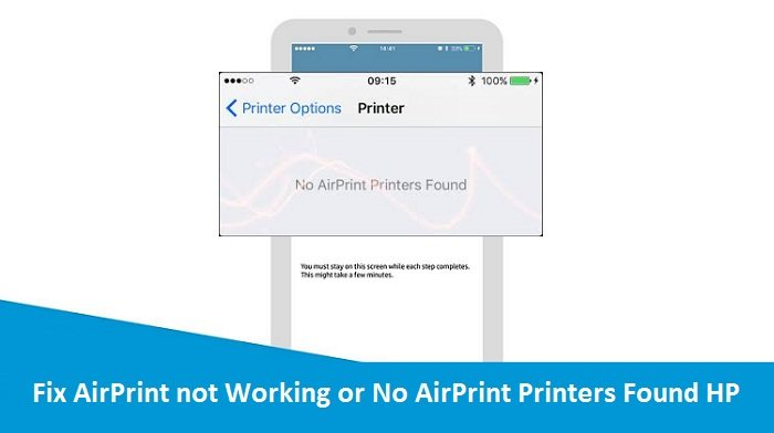 airprint not working