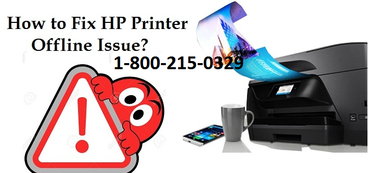 hp printer offline mac