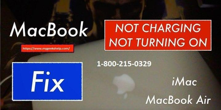 Fix MacBook Not Charging
