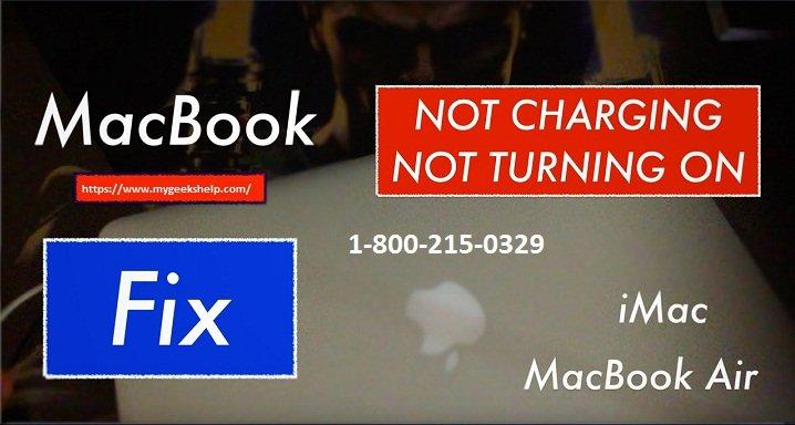 macbook not charging