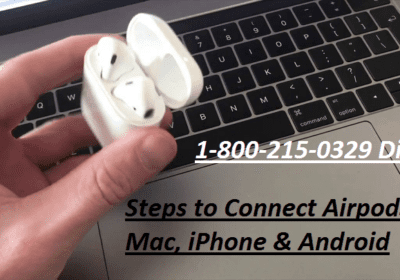 How to Connect Airpods to Mac?