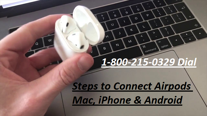Connect Airpods