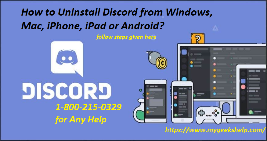 How to Uninstall Discord from Windows?