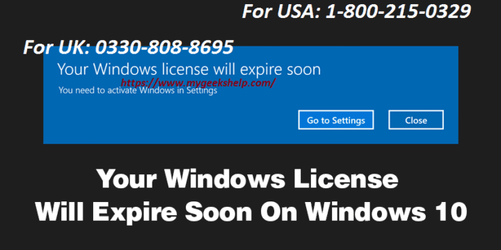 6 Methods to Fix Your Windows License Will Expire Soon