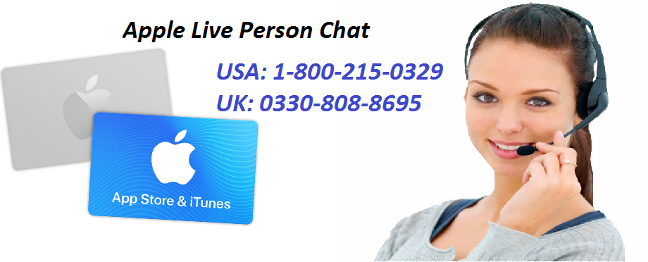 apple live chat