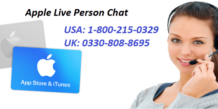 How to Contact Apple Live Chat?