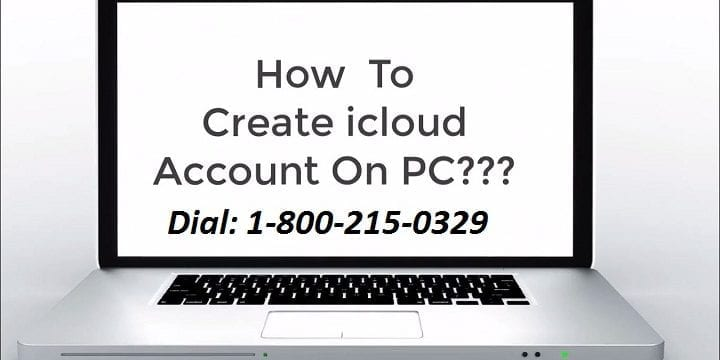 How to Create an iCloud Account on PC?