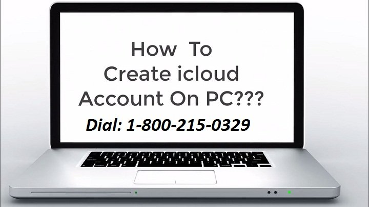 create an icloud account