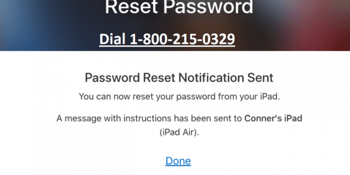 How to Recover Apple ID Password?