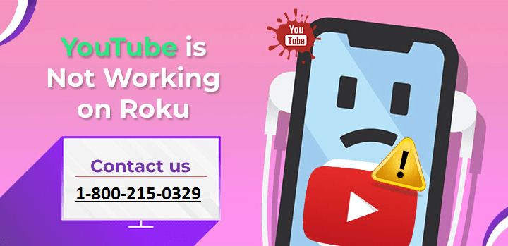 How to Fix Roku not Working on Youtube?