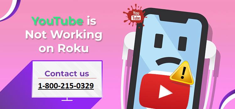roku not working on youtube