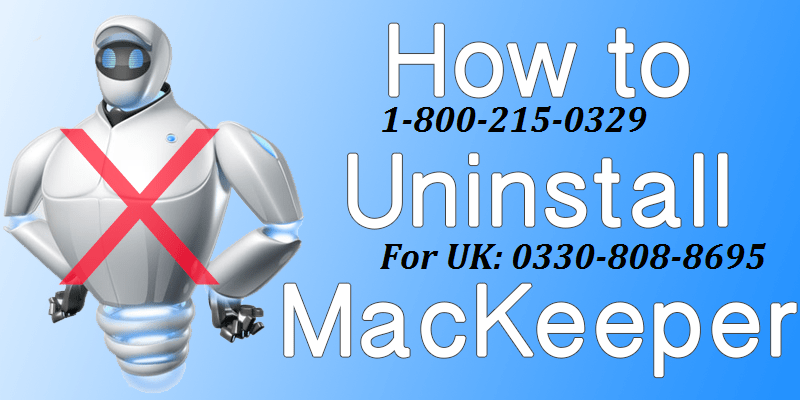 How to Uninstall Mackeeper From Mac?