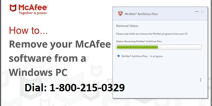 How to Uninstall McAfee From Windows10 or Mac?