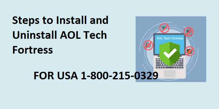 How to Install and Uninstall AOL Tech fortress?