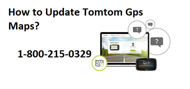 update tomtom maps