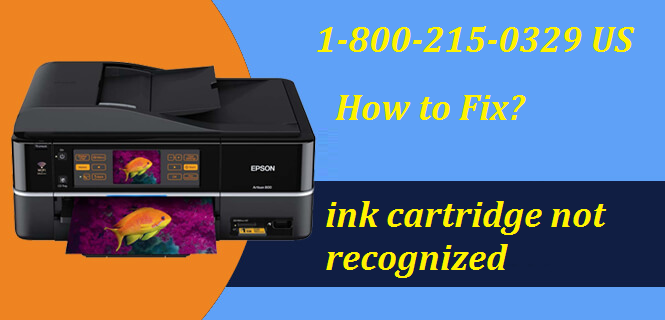 ink cartridge not recognized