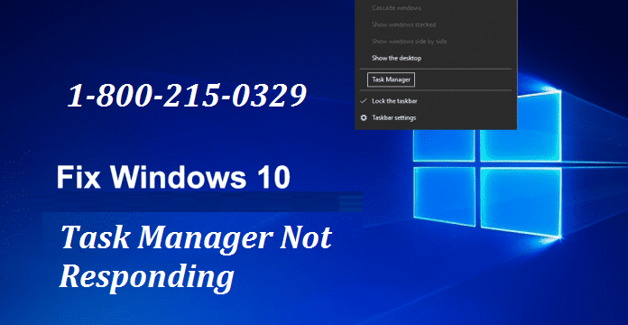 How to Fix Task Manager Not Responding on Windows 10?