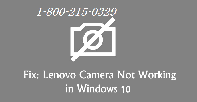 How to Fix Lenovo Webcam Not Working?