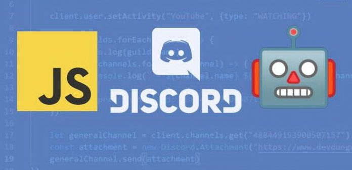 How to Fix Discord Javascript Error?