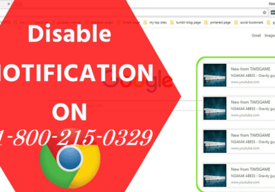 How to block browser notifications?