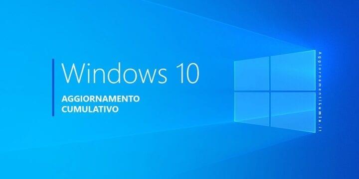 Come Aggiornamento Windows?