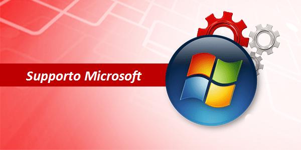 Numero Del Supporto Microsoft